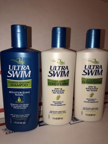 UltraSwim Chlorine Removal Shampoo, 7 fl oz