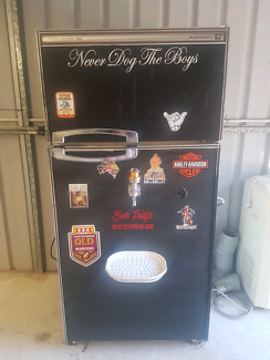Keg fridge setup