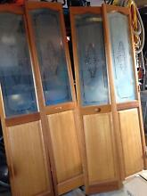 Full timber internal doors 4 panels Casula Liverpool Area Preview
