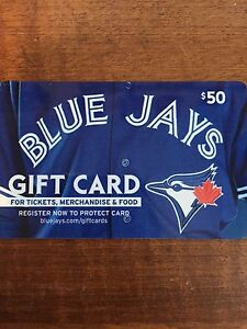 Selling gift card