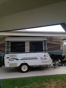 2003 Jayco Finch Camper Trailer Wellington Point Redland Area Preview