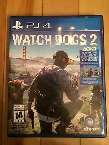 Watchdogs 2 pour PS4