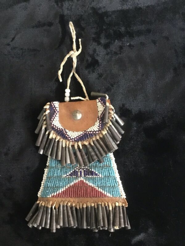 "Native American ""Strike a Lite Bag"""