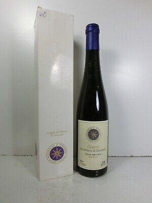 1Fl. 0,50 Ln.V.Grappa da vinacce di Sassicaia Tenuta San Guido Bolgheri