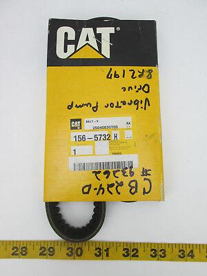 Cat Caterpillar Belt - V Part No. 1565732 New Old Stock Quad-power Ii Xpa 900 T