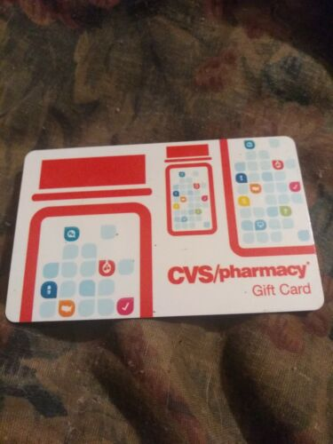 CVS Pharmacy Used Collectible Gift Card NO VALUE Pill Bottles - $1.68