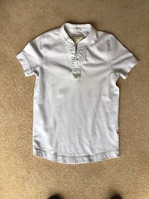 Men's Abercrombie and Fitch Grandad shirt Size Small