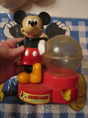 LARGE COLLECTION OF MICKEY MOUSE MEMORABILIA - 10 ITEMS - SEE PHOTOS - Mickey Mouse Items