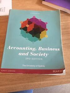 BUSS1030 Accounting, Business and Society 3rd Edition Sydney Uni Camperdown Inner Sydney Preview