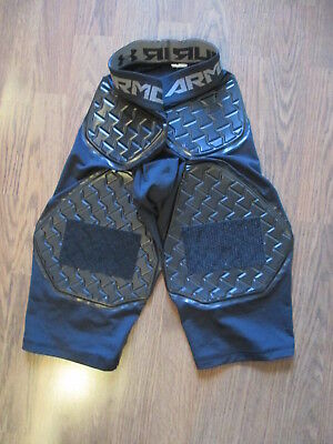 Under Armour Padded Football Pants Shorts Compression Men
