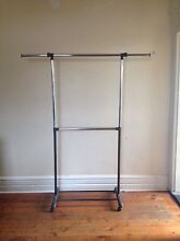Clothes rail wardrobe Crows Nest North Sydney Area Preview