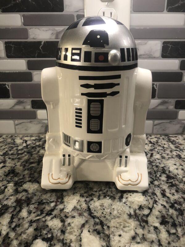 R2D2 Ceramic Piggy Bank Star Wars Droid Lucasfilm Fab Starpoint Classic Sci-Fi