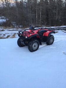 For Sale 2001 Honda Fourtrax