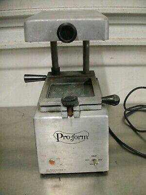 Proform Dental Single Chambered Vacuum Former