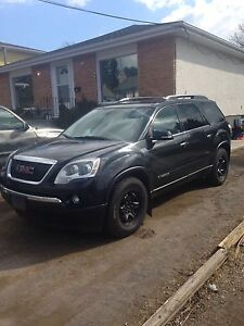 2008 Acadia GMC fully loaded. Must sell