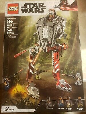 New! LEGO Star Wars AT-ST Raider Walker Building Set! 540 Pieces! Mandalorian!