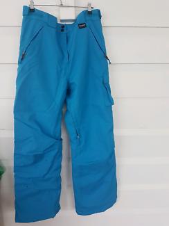 Womens ski pants size large