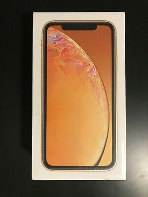 NEW Apple iPhone XR 128GB Yellow Unlocked