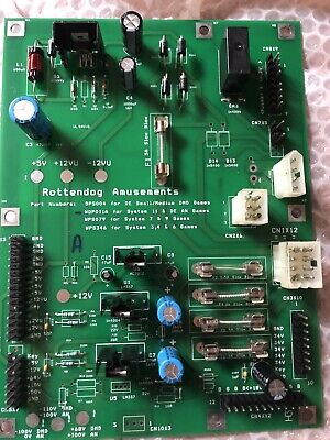 Data East Powerboard - Pinball Parts