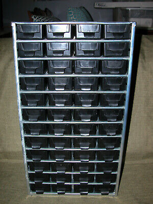 Metal Cabinet With Plastic Storage Drawers