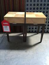 Bedside Tables - HUGE CLEARANCE Granville Parramatta Area Preview