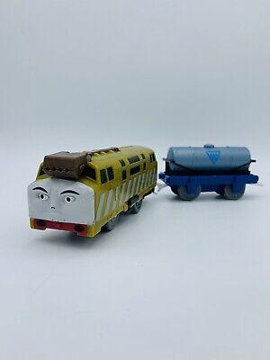 DIESEL 10 Thomas & Friends Trackmaster Motorized Train TOMY W/ Water Tanker