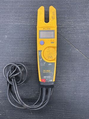 Fluke T5-h5-1ac Voltagecontinuitycurrent Tester Kit With Holster