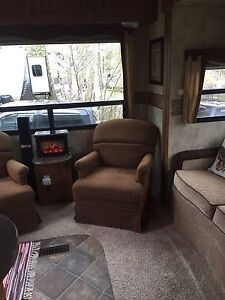 2011 Copper Canyon Fifth Wheel