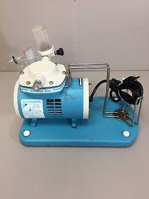 Schuco-vac Suction Pump Aspirator Model 5711 130