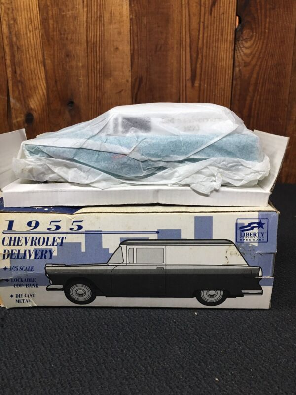 Liberty 1955 Chevrolet Delivery NOS