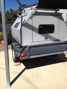 8x5 trailer. Wulguru Townsville City Preview