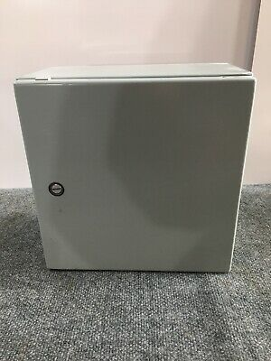 Hoffman Steel Csd12126 Wall Mount Enclosure Box 12 X 12 X 7