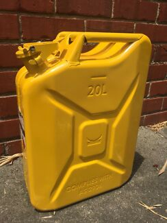 Diesel Jerry Can 20L