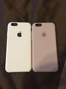 iPhone 6/6S Apple Silicone cases