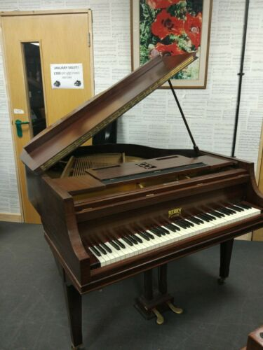 Berry 6 1/4 Octave Baby Grand - Mahogany - English - QUOTE FOR DELIVERY