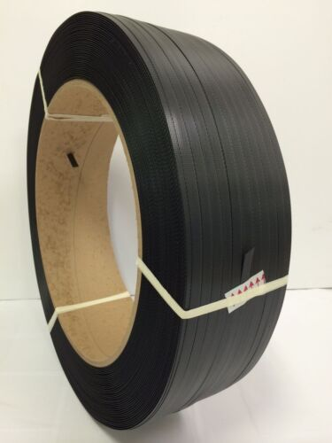 """Poly Strapping 1/2"""" x 0.22 9000 Ft 16x6 Hand Grade"""