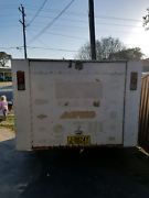 Motorbike Trailer enclosed Moorebank Liverpool Area Preview