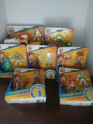 *BRAND NEW* Fisher Price Imaginext Toy Story 4 Deluxe Figure lot