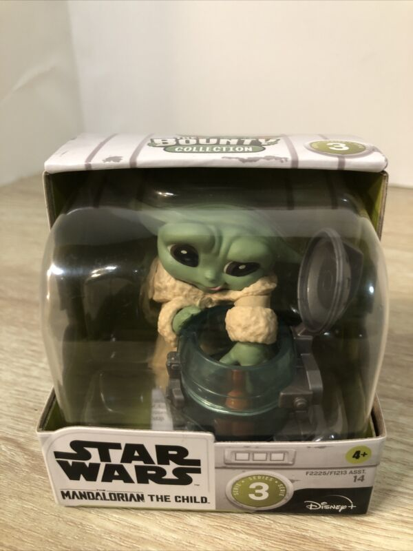 Star Wars The Mandalorian The Child The Bounty Collection Series 3 NIB #14