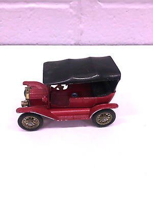 Vintage Matchbox Lesney Models of Yesteryear Y-1 1911 Ford Model T 🚗