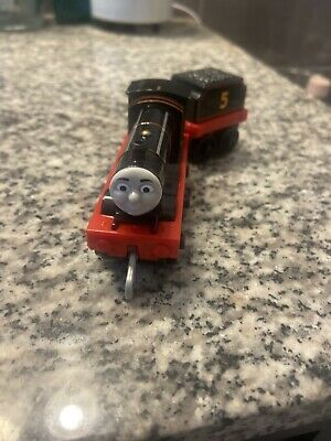 Thomas & Friends Trackmaster Push Along Train Original James