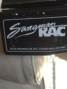 Swagman hitch bike rack