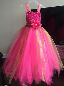 Tutu tulle party Dress for baby and Kids