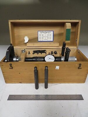Standard Gage Company - Number 6 -dial Bore Gage Set 6-12 .0001 Mx1