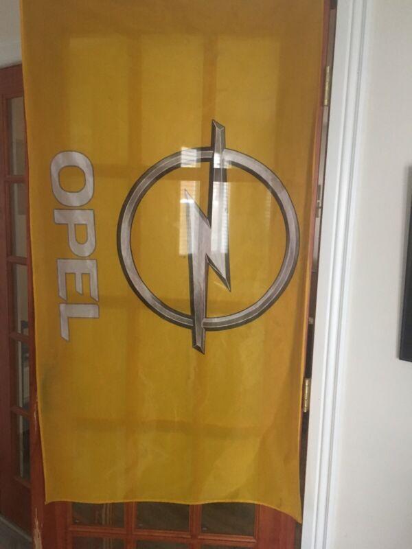 Vintage Opel Automotive Banner