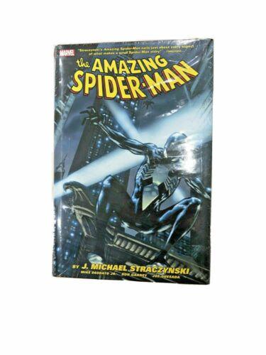 Marvel Omnibus The Amazing Spider-Man Volume 2 Michael Straczynski  DM Variant