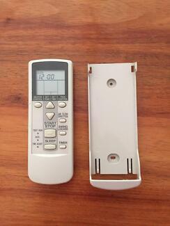 Genuine Fujitsu Air Conditioner  Remote Control AR-DJ5