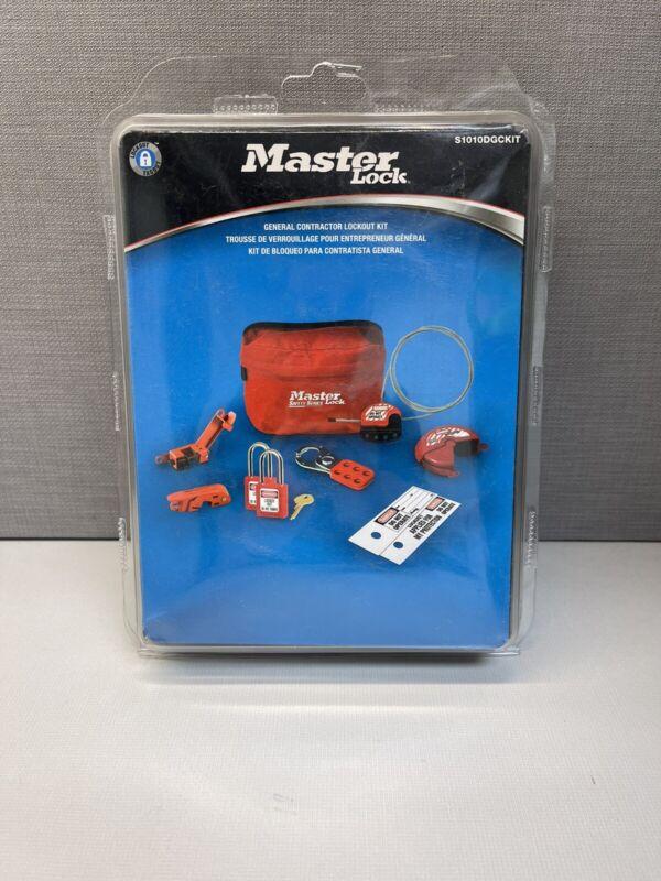 MASTER LOCK S1010DGCKIT Portable Lockout Kit | Brand New Unopened