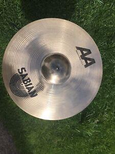 Sabian AA metal x cymbals