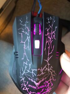 Gaming Mouse Brand New Changes to All Coulours